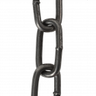 Steel Chain - Black Finish
