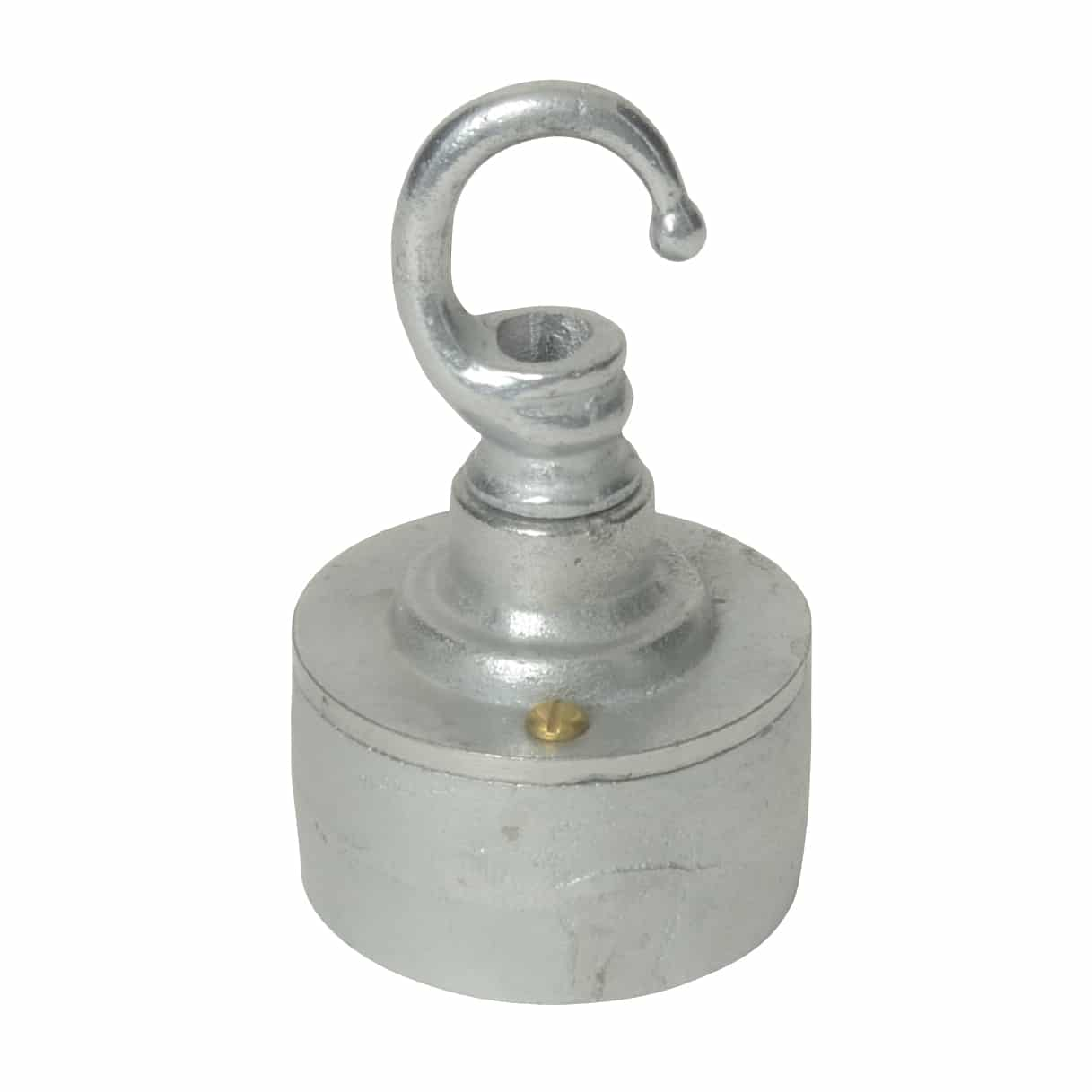 Ceiling Hook - Polished Aluminium